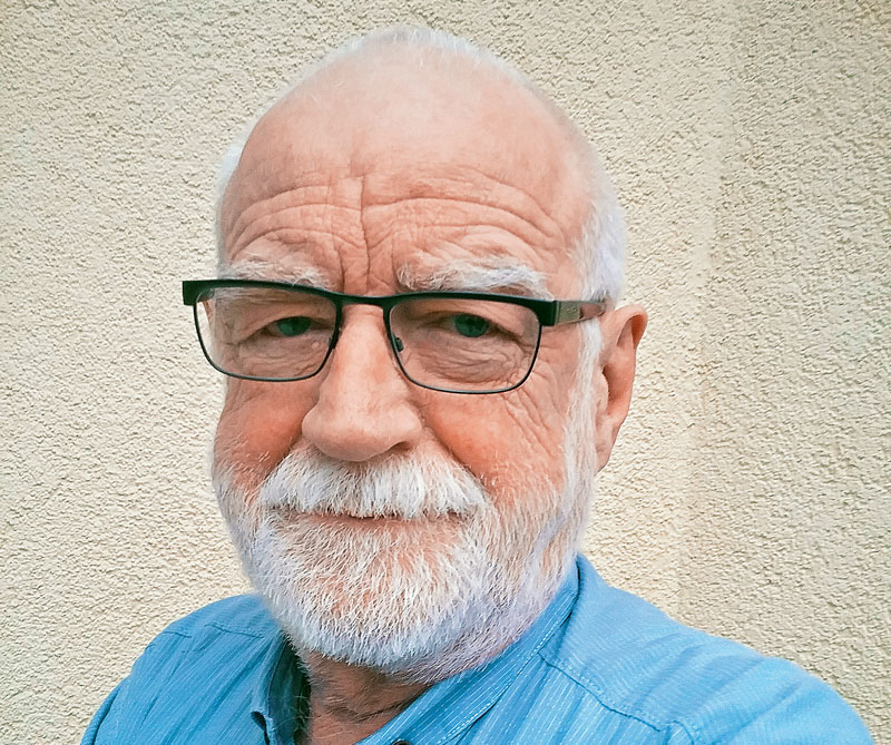 Frank May aus Stahnsdorf