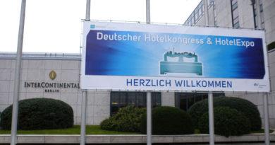 Hotelkongress 2018 in Berlin