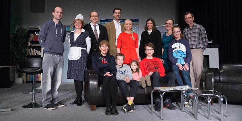 """Theaterstück """"Der Vorname"""" @ Paulus-Gemeindehaus"""