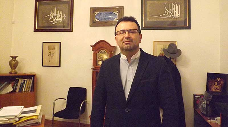 Seyed Ali Moujani Kulturrat