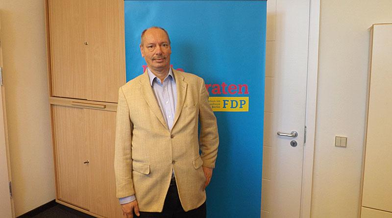 Thomas Seerig, FDP