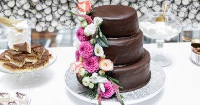 Torte aus dem Waldcafé Kleinmachnow