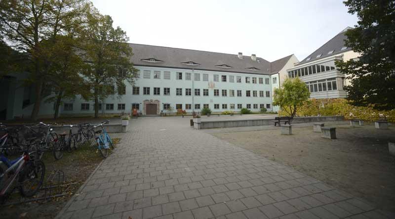 Weinberg Gymnasium Kleinmachnow