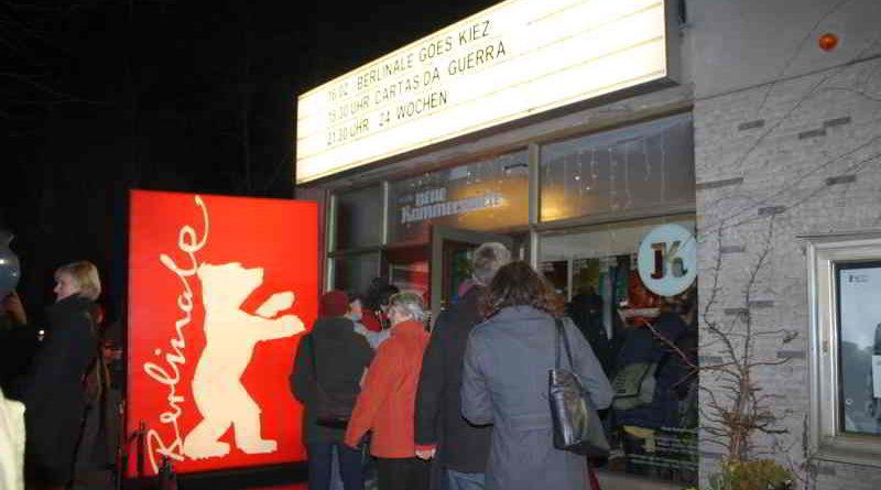 Roter Teppich in Kleinmachnow: Neue Kammerspiele zeigen Berlinale-Filme