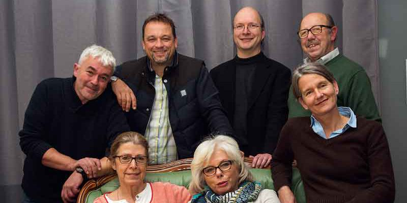 Am 1. März 2018 tritt das Kammertheater Kleinmachnow zum ersten Mal mit Woody Allens Spiel's nochmal Sam in den Neuen Kammerspielen auf.