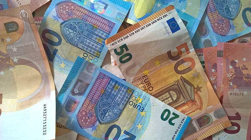 Euroscheine (c) pixabay