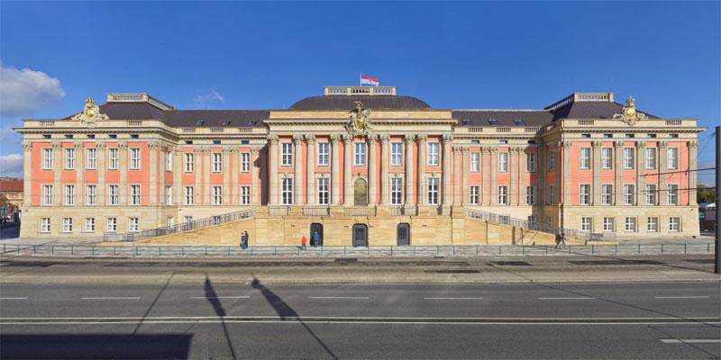 Besuch des Brandenburgischen Landtages @ Bürgerhaus