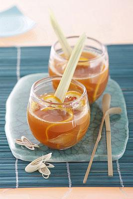 Orangenpunsch (c) Fruit Juice Matters