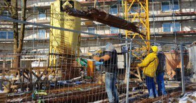 Bautätigkeit in Berlin (c) Ralf Flucke