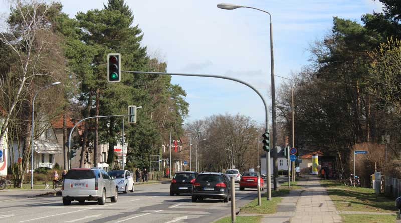 Potsdamer Allee Stahnsdorf