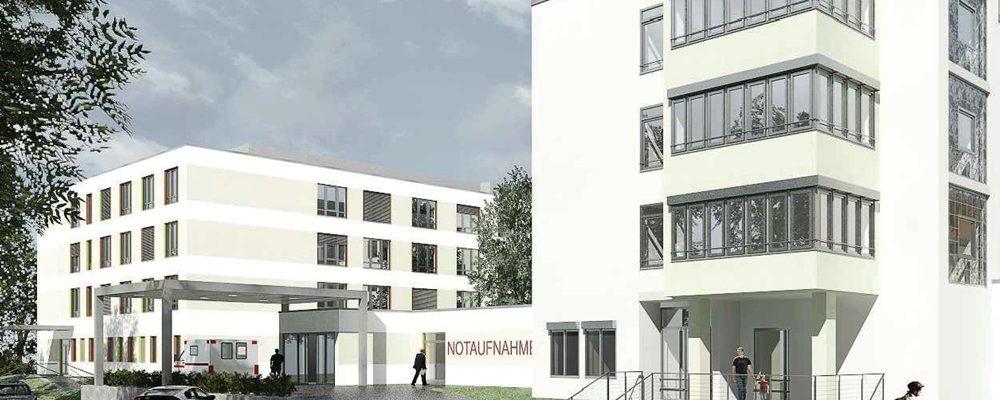 2018-04-04_Baubeginn am Krankenhaus Ludwigsfelde