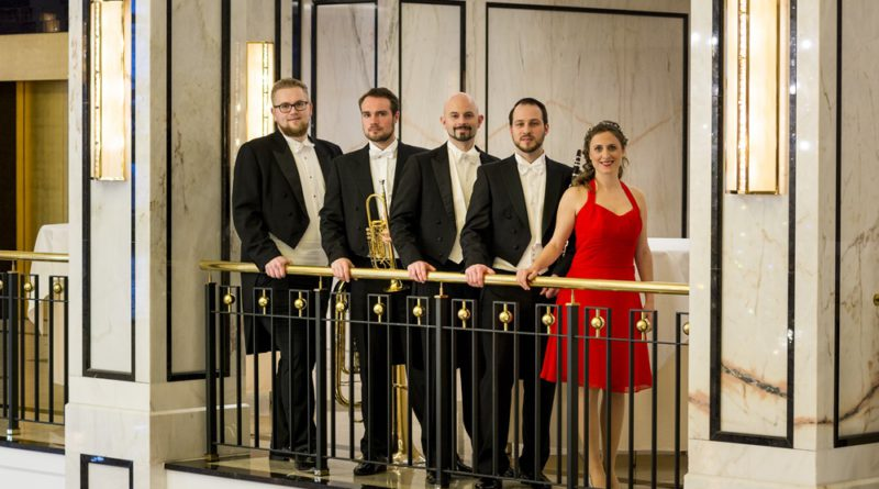 Heimspiel: Das Ensemble Petit SALONG singt in den Kammerspielen Kleinmachnow