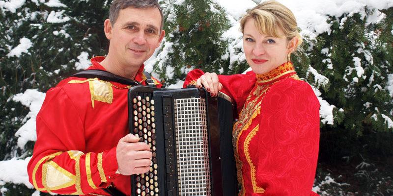 Kleinbeerener Musiksommer: Russischer Klezmer mit Duo Da @ Dorfkirche Kleinbeeren