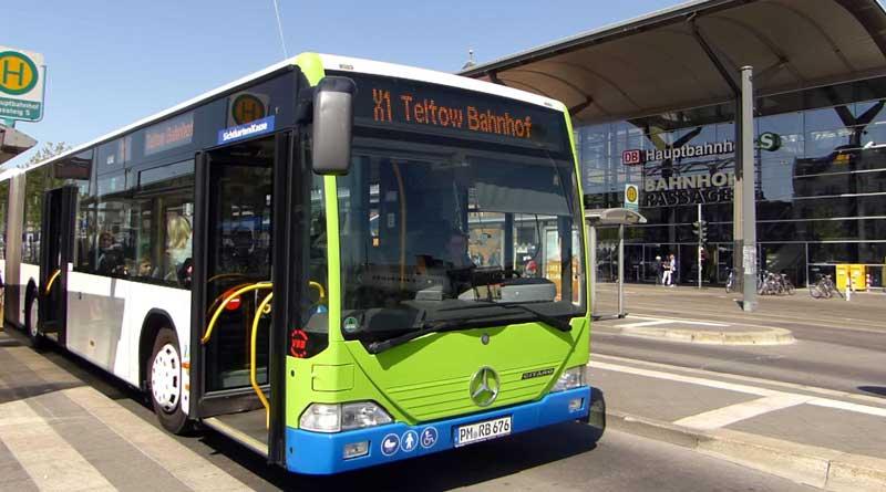 Wenn die Buslinien X1 und 601 in Potsdam im Stau stehen, kommt es in der Folge irgendwann auch in Teltow zu Verspätungen und Fahrtausfällen. Das könnte ab heute der Vergangenheit angehören