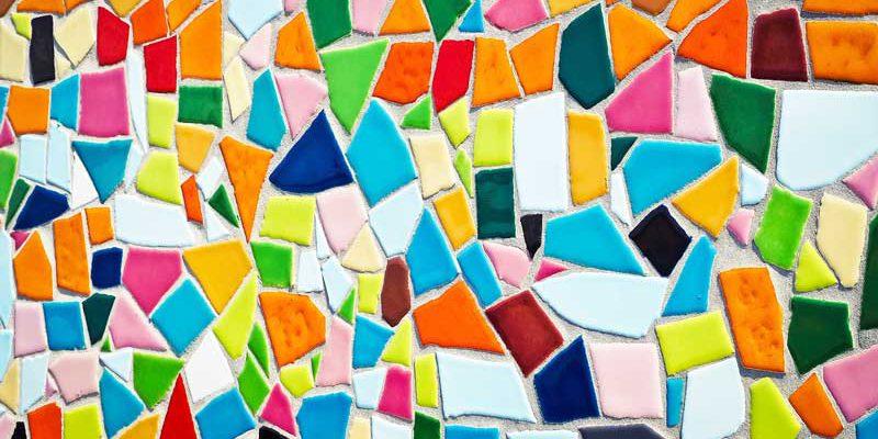 Mosaikworkshop @ Kunstwerkstatt (KuKuWe)