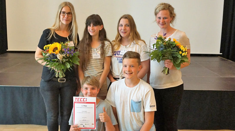Tecci Schülerwettbewerb 2018
