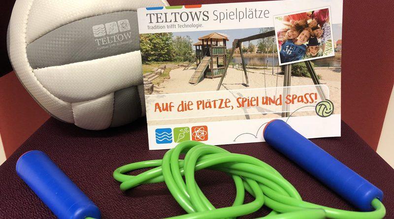 Teltows neue Spielplatzbroschüre: Auf die Plätze, fertig, spielen!