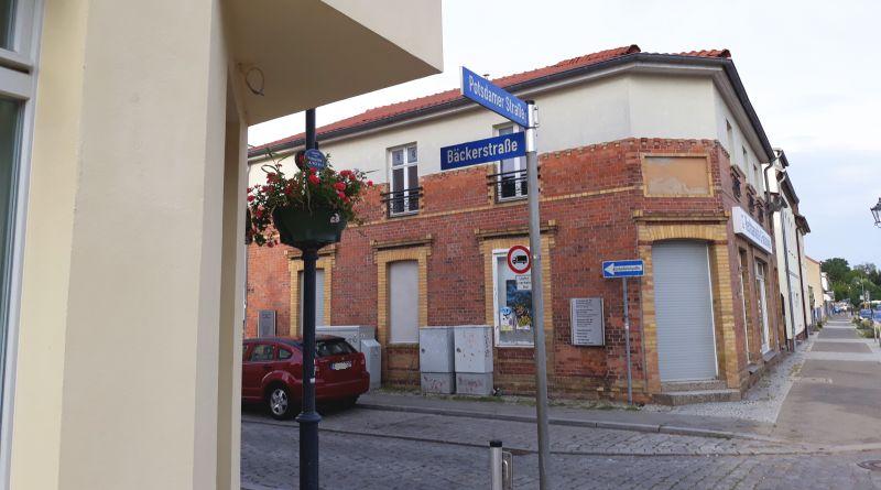Die Bäckerstraße, die die Potsdamer Straße und den Marktplatz in Teltow verbindet, wird am 19. Juli zwischen 7 und 13 Uhr gesperrt.