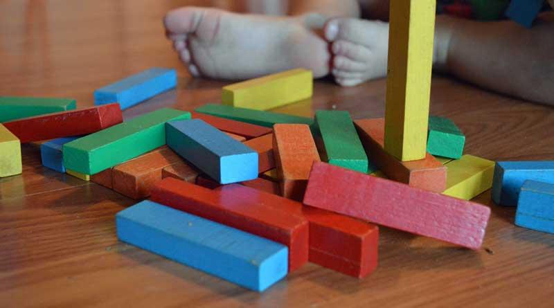 Im ClaB in Stahnsdorf findet jeden Montag von 10:45 bis 12:00 Uhr eine Spielgruppe für Kinder ab zehn Monate statt.