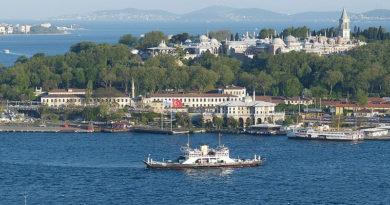 Bosporus Türkei (c) R. Flucke
