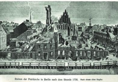 Feuersozietät begeht 300-jähriges Gründungsjubiläum