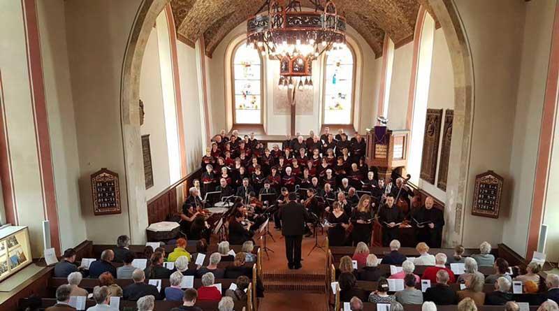 In diesem Jahr wird die Kantorei der St. Andreaskirche in Teltow an gleich zwei Tagen gleich zwei berühmte Kompositionen für die Advents- und Weihnachtszeit aufführen: