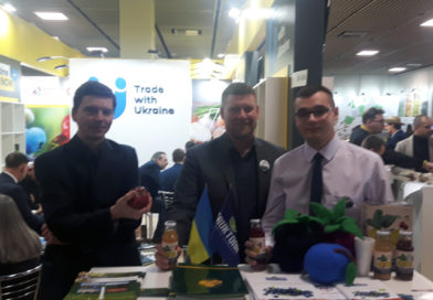 Am 6. Februar öffneten sich in den Charlottenburger Messehallen unter dem Funkturm die Tore zur Fruit Logistica. Eines der beteiligten 130 Länder in den Messehallen ist die Ukraine.