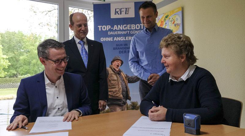 Breitbandausbau in Teltow:  Mieter der TWG können sich freuen