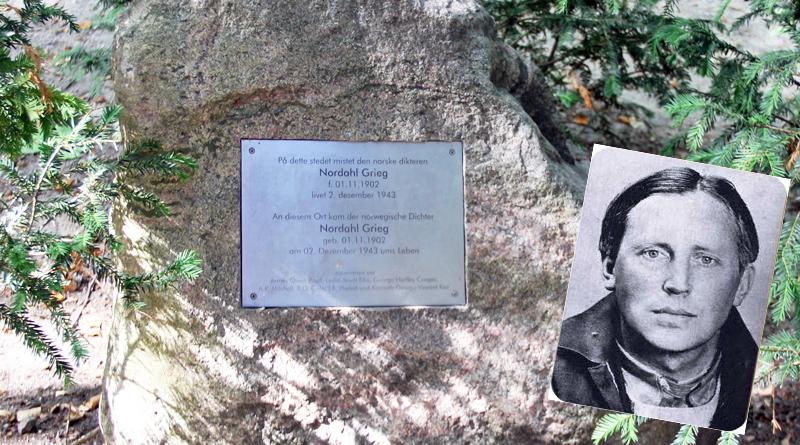 Am 15. September ermittelt Kleinmachnow die schnellsten Läufer der Region und gedenkt dabei eines Norwegers, obwohl dieser nie einen Fuß in die Gemeinde gesetzt hat. Der Kleinmachnower Lauf Club e.V. organisiert den Nordahl-Grieg-Gedenklauf in diesem Jahr zum 13. Mal. Doch wer war dieser Nordahl Grieg?