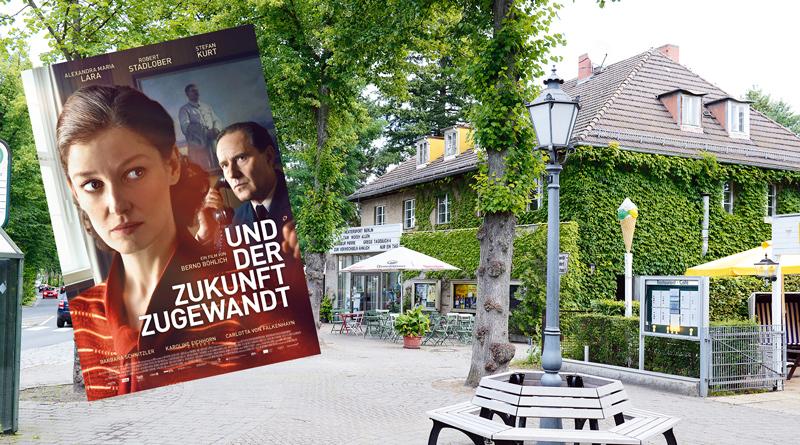 """Der Spielfilm """"Und der Zukunft zugewandt"""" feiert am 12. September um 19:00 Uhr Premiere in den Neuen Kammerspielen in Kleinmachnow. Regisseur Bernd Böhlich wird für Interviews und Fragen aus dem Publikum zur Verfügung stehen."""