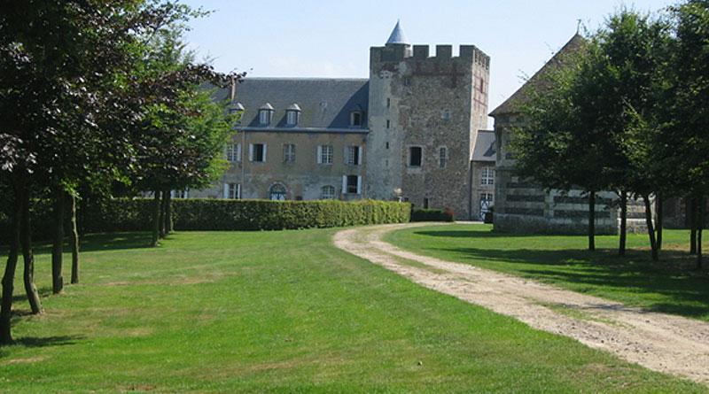 Château Gonfreville (c) Urban/Wikimedia Commons