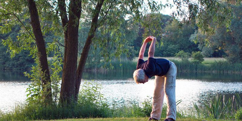 Yoga-Treff @ Akademie 2. Lebenshälfte