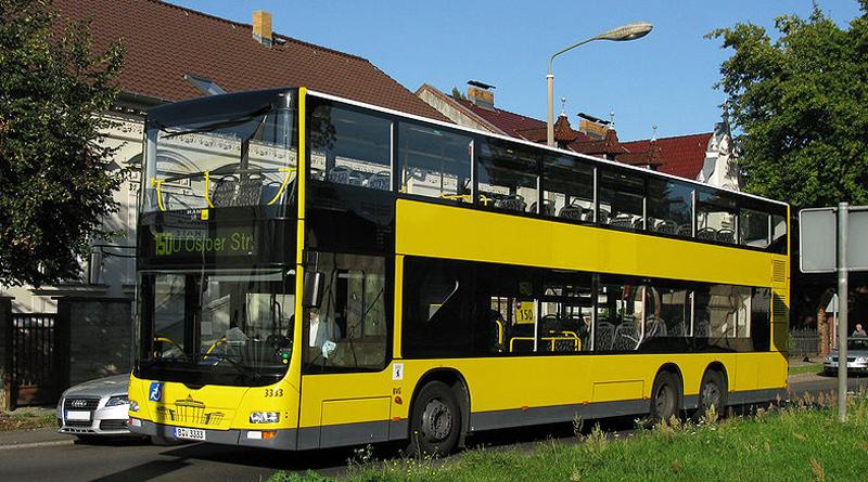 BVG Bus