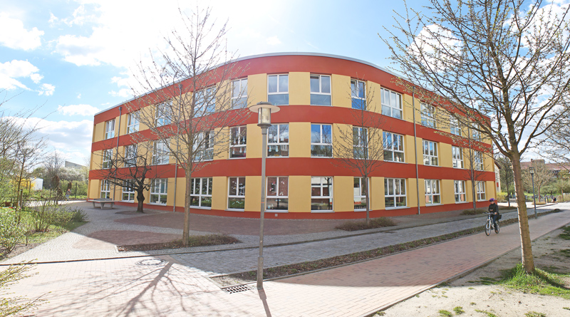 Tag der offenen Tür an der Evangelischen Ursula-Wölffel-Grundschule in Teltow