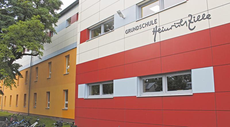 Erhöhte Legionellen-Werte an Grundschule Heinrich Zille in Stahnsdorf