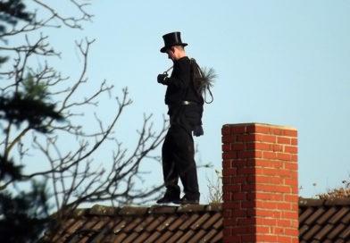 Schwarz sind alle meine Kleider: Heute ist Tag des Schornsteinfegers