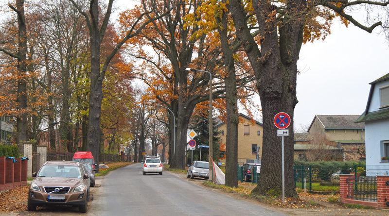Ortsdurchfahrt Ruhlsdorf