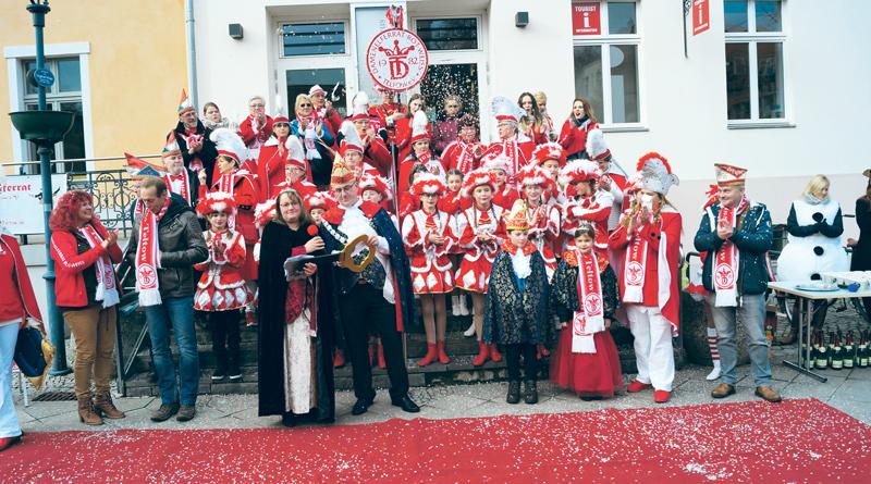 Rathaussturm-Karneval-Fasching-Teltow-2019