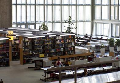 Vom 17. bis 24. November sind alle Öffentlichen Bibliotheken Berlins (VÖBB) geschlossen - so auch die drei in Steglitz-Zehlendorf.
