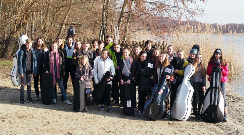 Bei der Verleihung des JugendKulturPreis Landkreis Potsdam-Mittelmark ist das CODA Jugendkammerorchester gemeinsam mit dem Diakonischen Werk im Landkreis Potsdam-Mittelmark e.V. mit dem 1. Platz ausgezeichnet worden.