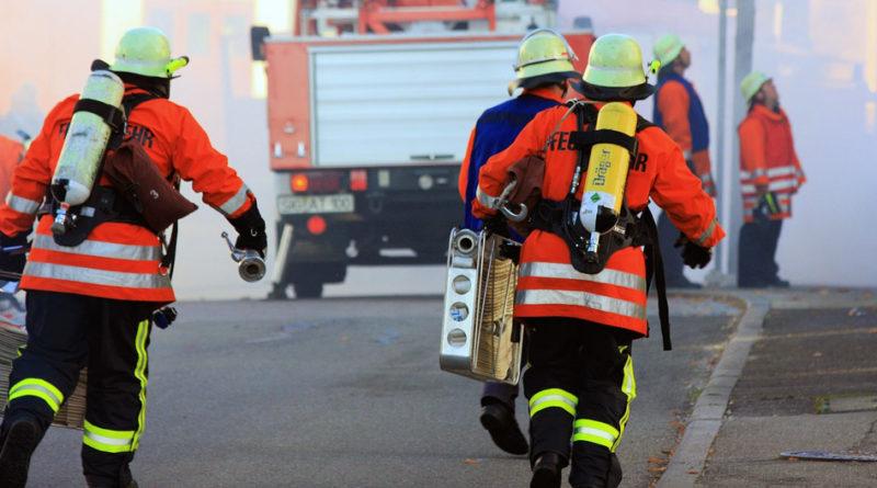 Feuerwehr zieht in die Annastraße