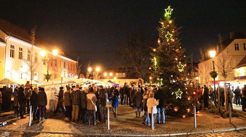 Weihnachtsmarkt Teltow