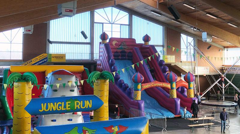Die Family Fun Days im Erlebnispark Paaren bieten in den Winterferien vom 1. bis zum 9. Februar wieder jede Menge Spielattraktionen.