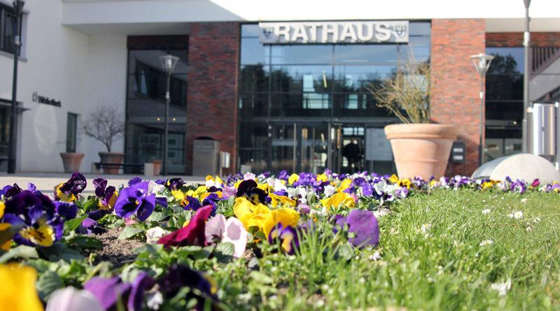 Kleinmachnow_Rathaus_Hintereingang
