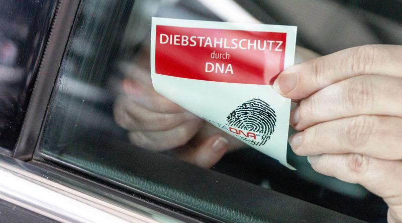 In den vergangenen Wochen hat die Polizeidirektion West zahlreiche weitere Anzeigen zu Einbrüchen in Firmentransporter aufgenommen. Künstliche DNA kann eine Hilfe sein.