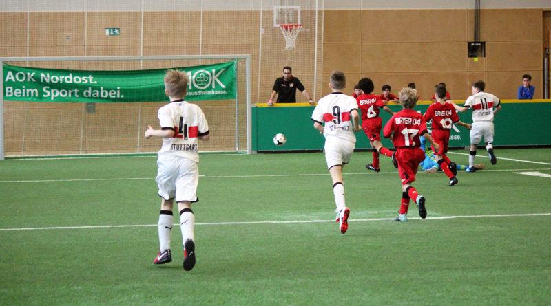 Am Wochenende findet in der Sporthalle der internationalen Schule in Kleinmachnow das 6. AOK Juniorenmasters statt.