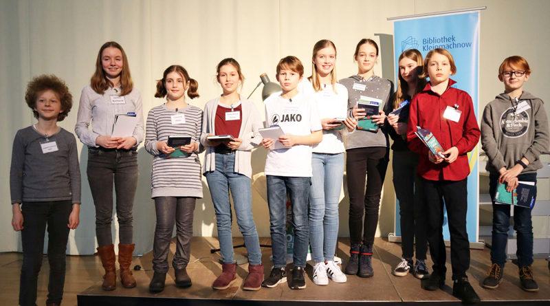 Der erste Platz beim Kreisentscheid Potsdam-Mittelmark/Ost 2020 im Vorlesen geht in diesem Jahr an Emma Lynn Gertner aus Nuthetal. Die Elfjährige überzeugte am 19. Februar im Kleinmachnower mit ihrer Art zu lesen.