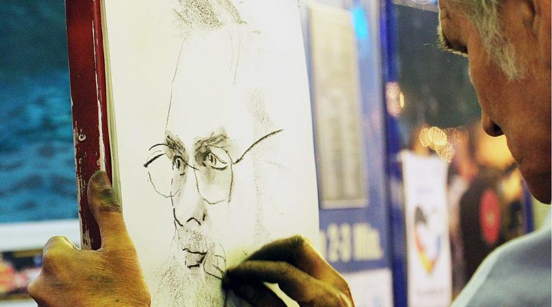 Zu einem offenen Zeichenkreis im Porträtskizzieren lädt die Akademie 2. Lebenshälfte in Teltow (Hobby-)Künstler aller Altersklassen und Erfahrungsstufen am 12. März ein.