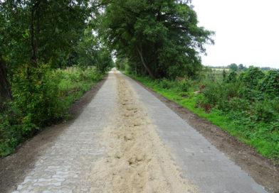 Teltow: Wegeausbau in den Buschwiesen kommt voran
