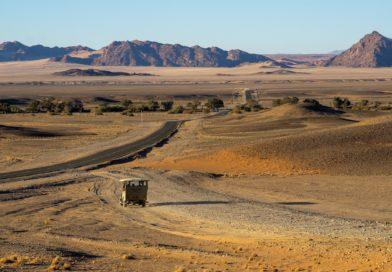 Namibia statt Novembergrau
